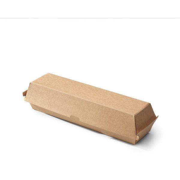 Baquette Box Kraft
